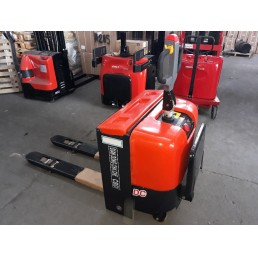 Електрическа транспалетна количка 3,0 тона, 180 Ah