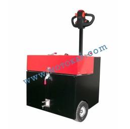 Електрически минипулър/мини дърпач 6000 кг, 1100 W / 24 V