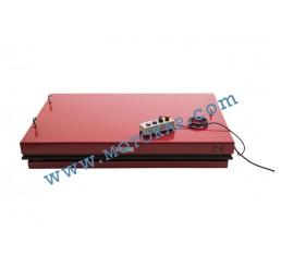 Електрическа ножична платформа E0004 3000 кг, 220-1020 мм, 1300х800 мм
