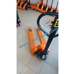 Транспалетна количка нископрофилна 52 мм, 1,5 тона