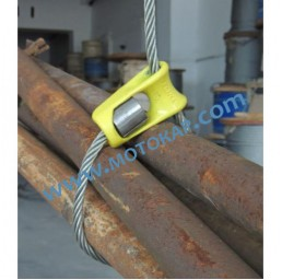 Чокер за въжена примка за дърводобив - клас 8, 2,0 тона