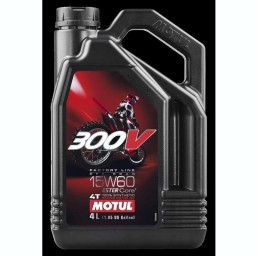MOTUL 300 V OFF ROAD 15W60 4L