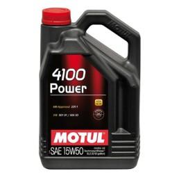 15W50 Power 4100 - 5 литра