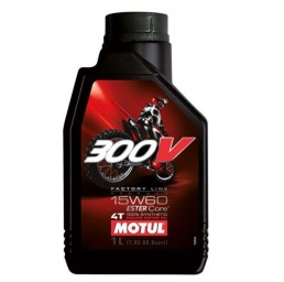 MOTUL 300 V OFF ROAD 15W60 1L