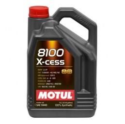 5W-40 X-cess 8100 - 1 литър