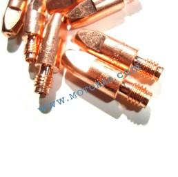 Дюза контактна 250А М6х28 ø1,2 мм