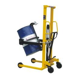 Стакер за варели 350 кг/1450 мм с електрическо повдигане