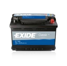 EXIDE Classic 55Ah / 12V/ 460A