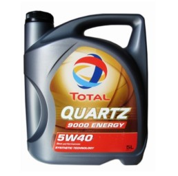 TOTAL 5W-40 Quarz 9000 - 5литра