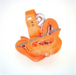 Колан за теглене с куки с палец 5,0т/6,0м 50 мм