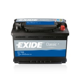 EXIDE Classic 44Ah / 12V/ 360A