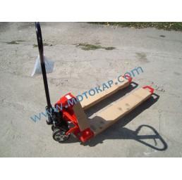 Транспалетна количка 3,0 тона българска