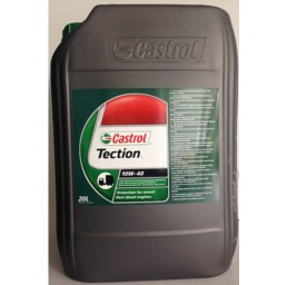 Castrol Tection 10W-40 - 20 литра