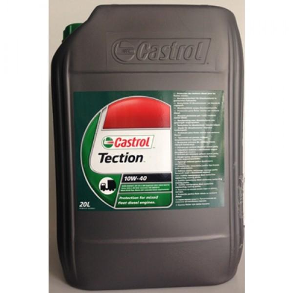 Castrol Tection 10W-40 - 20 литра