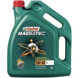 КАШОН 5W-40 Magnatec C3 - 4бр Х 5 литра