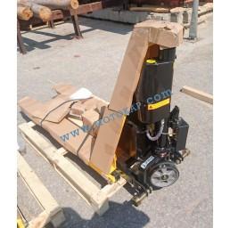 Полулектрическа ножична транспалетна количка 1000кг/800мм
