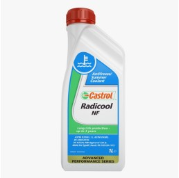 Castrol Radicool SF антифриз /лилав/ G12+ - 1литър