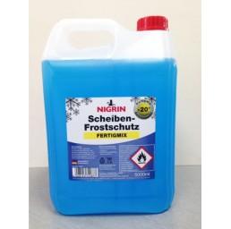 NIGRIN -20C - 5L - течност за чистачки готова за употреба