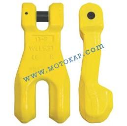 Реглаж (скъсяваща кука) за верига 1,12 тона, клас 8, тип CLUTCH KKS, SF-4:1