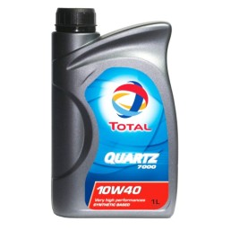 TOTAL 10W-40 Quarz 7000 - 1литър