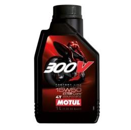MOTUL 300 V 4T 15W50 FL 1L