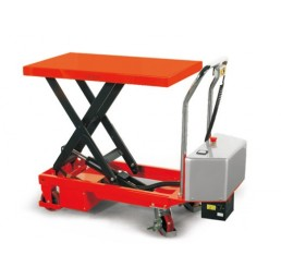Електрическа ножична платформена количка А7597, 750 кг/970 мм
