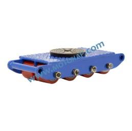 Ролкова количка 12,0 тона с въртящ диск тип R (*)