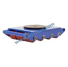 Ролкова количка 18,0 тона с въртящ диск тип R (*)