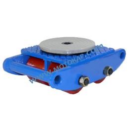 Ролкова количка 6,0 тона с въртящ диск тип R (*)