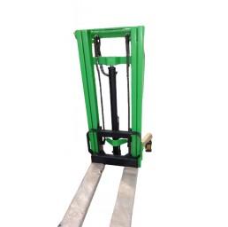 Ръчен хидравличен стакер 1,5 тона 2,0 метра КОМПАКТ