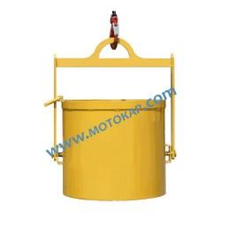 Повдигаема кофа 80 литра 208 кг