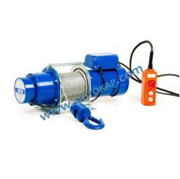 Електрическа въжена лебедка 300 кг, 30 метра, 230V, тип BР-H