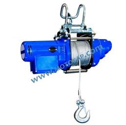 Електрическа въжена лебедка 500 кг, 30 метра, 230V, тип BР-H-MINI