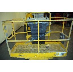 Дизелова вишка JLG с чупеща стрела, 13,75/15,72 м, 230 кг