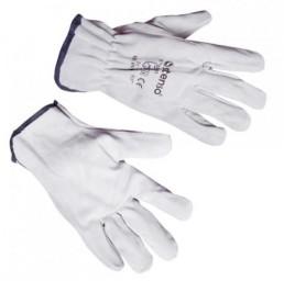 Заваръчни ръкавици от нацепена кожа Heroni